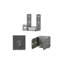 Q35B OEM Aluminum Alloy Plate Sheet Fabrications Connection Base with Gasket Stamping