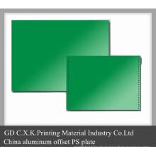 China Cxk Offset Positive PS Platte