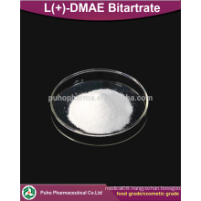 L(+)-DMAE Bitartrate powder cosmetic grade/food grade