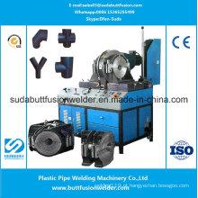 * Máquina de soldadura da extremidade dos encaixes de tubulação do HDPE da oficina de 90mm / 315mm Sdf315