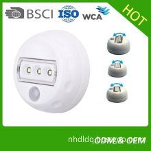 Factory wholesale Under Cabinet Led Lighting battery operated Motion Sensing LED Night Light