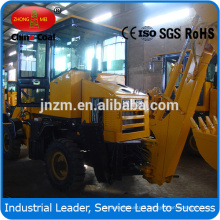 WZ25-20 tunnel dedicated backhoe loader/basement dedicated backhoe loader