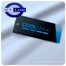 100 полиэстер функция домашний текстиль постельное белье подушка одежда coolmax каждый день пряжа вязаная пряжа сетка ткань