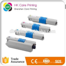 Compatible Toner Cartridge for Oki C310/C330/C351/C361 with Chemical Toner Powder