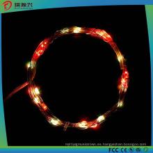 Luces de alambre de cobre