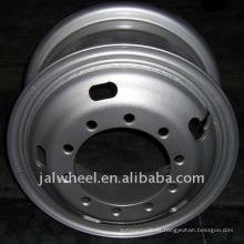 """Calidad superior de la rueda pesada del carro de 22.5x8.25 """""""