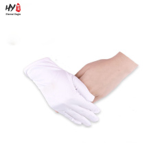 High-end microfiber jewelry gloves