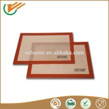 China design Manufacturer OEM service free shipping silicone rack baking mat