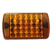 Luz LED indicador de cola para camión y remolque