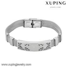 bracelet-29-xuping bijoux sur mesure en acier bracelets d'amitié entre garçons et filles