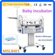 MSLBI01-i Krankenhaus Baby Inkubator Preis