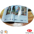 Soft Cover Color Company Catalogue Printing