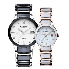 Горячие продаж высокотехнологичные керамические часы 3atm ведущих