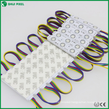 waterproof ce rohs 5050 smd 3 led module 12v