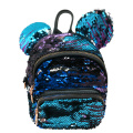 BLUE EARS SEQUIN BACKPACK-0