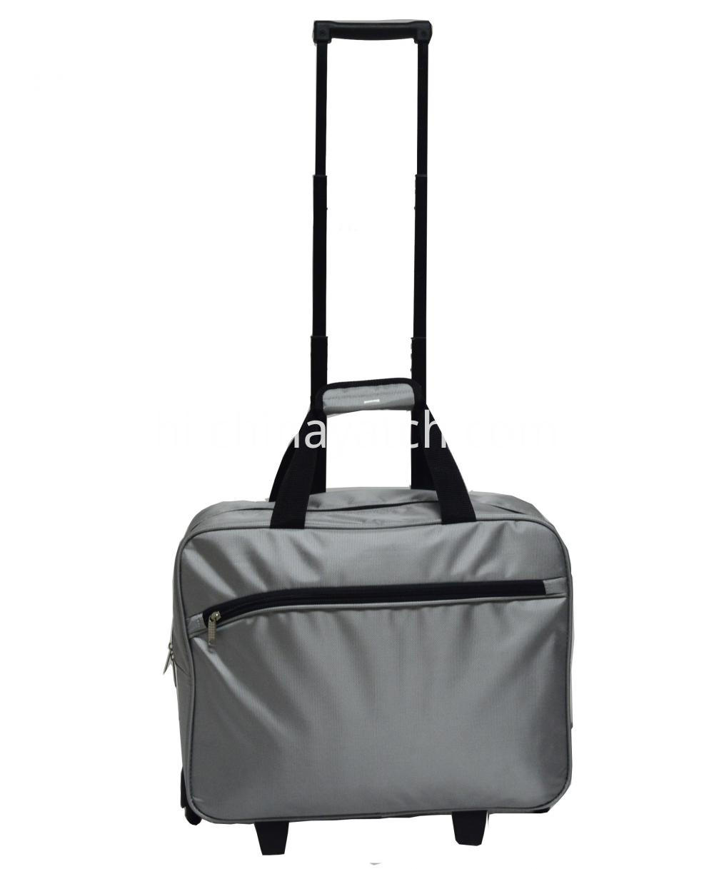 2 Wheels Laptop Trolley Case