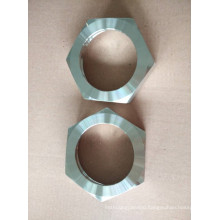 Sanitary Stainless Steel Union with Hex Nut Rjt Standard