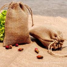 sacs en jute écologiques imprimés personnalisés