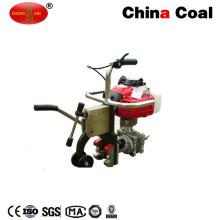 Perforadora de acero del carril de la pista ferroviaria eléctrica Zg-31II 1.0kw