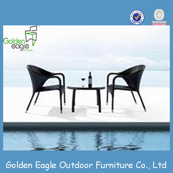 PE rattan garden furniture outdoor