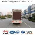 Euro 4 Foton 7cbm vehículo de la cartelera con buena calidad