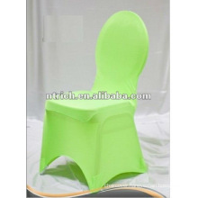 lime green lycra chair cover,CTS935,fit for all the chairs,wedding,banquet,hotel chair cover,sash and table cloth