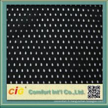 Tissu de maille Polyester rembourrage chaise utilisation