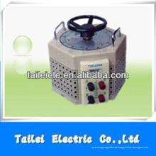 Regulador de tensão estática monofásica manual TDGC2J-10KVA