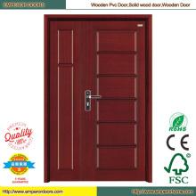 Porte d'entrée de chambre portes intérieures porte pliante