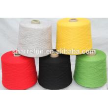 Servicio de stock de fábrica 2 / 26NM 80% lana 20% hilado de cachemira