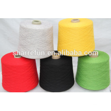 Factory directly sale 100% knitted cashmere cone yarn