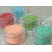 sparkling diamond glitter powder for soap