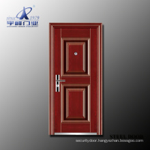 Exterior Security Double Steel Door