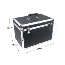Caja de almacenaje adaptable de la aleación de aluminio (450 * 330 * 145 milímetro)