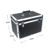 Customized Aluminum Alloy Suitcase (450*330*145 mm)