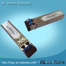 1,25 g sfp modul 1310/1550nm 20 KM SM SFP BiDi transceiver / sfp modules