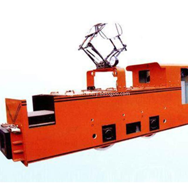 Underground Battery Locomotives Battery Mine Locomotives Mining Transportation Equipment