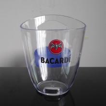 Plastic coco cola beverage tub