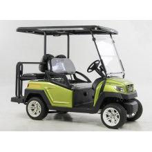 2017 nuevo diseño de 4 plazas de carrito de golf eléctrico
