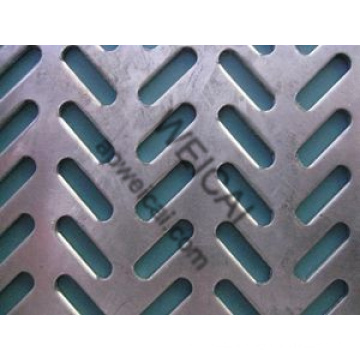 Perforated Metal Punched Mesh Perforated Screen