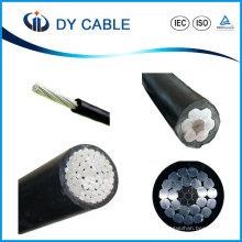Cable de cable aéreo ABC de baja y media tensión