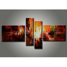 Stretched Wholesale Abstract Oil Painting