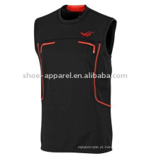 2014 Mens Black Running Vest / Regata