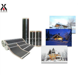 Snow Melting Heating Mat for Rood
