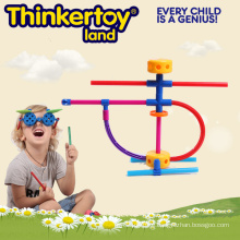 Construction Building Block Toy for Adha Therapy