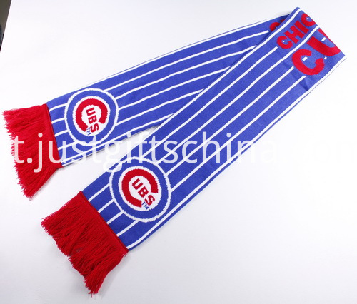 Custom Football Scarves