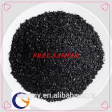 Charbon actif granulaire à base de charbon de prix usine pour la purification de l'eau / air