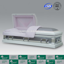 LUXES americano melhor vendendo caixões Metal on-line