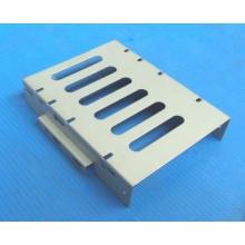 Industrieausrüstung Schild aus Blech CNC Präzise Teil