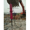 Excavator Mounted Big Hydraulic Rock Splitter